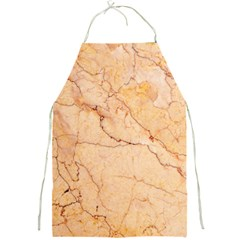 Stone Floor Marble Full Print Aprons by essentialimage