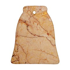 Stone Floor Marble Bell Ornament (2 Sides) by essentialimage