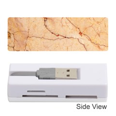 Stone Floor Marble Memory Card Reader (stick)  by essentialimage