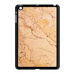 Stone Floor Marble Apple Ipad Mini Case (black) by essentialimage