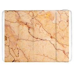 Stone Floor Marble Samsung Galaxy Tab 7  P1000 Flip Case by essentialimage