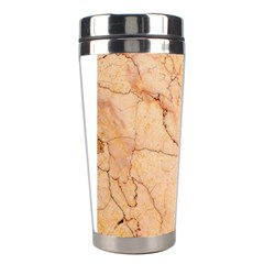 Stone Floor Marble Stainless Steel Travel Tumblers by essentialimage