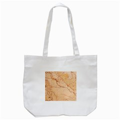 Stone Floor Marble Tote Bag (white)  by essentialimage