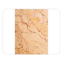 Stone Floor Marble Double Sided Flano Blanket (large)  by essentialimage