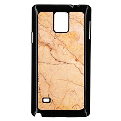 Stone Floor Marble Samsung Galaxy Note 4 Case (black) by essentialimage