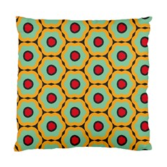 Floral Pattern standard Cushion Case (two Sides) by LalyLauraFLM