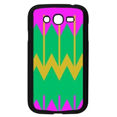 Chevrons			samsung Galaxy Grand Duos I9082 Case (black) by LalyLauraFLM