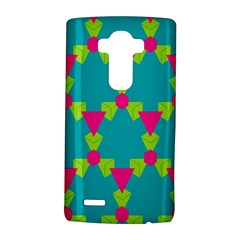 Triangles Honeycombs And Other Shapes Pattern			lg G4 Hardshell Case by LalyLauraFLM
