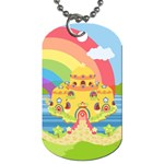 Rain Bow Dog Tag (Two-sided)