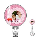 mothers day - Stainless Steel Nurses Watch