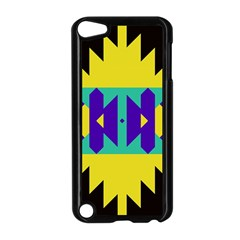 Tribal Design			apple Ipod Touch 5 Case (black) by LalyLauraFLM