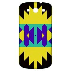 Tribal Designsamsung Galaxy S3 S Iii Classic Hardshell Back Case by LalyLauraFLM