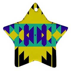 Tribal Design 			ornament (star) by LalyLauraFLM