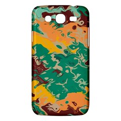 Texture In Retro Colors			samsung Galaxy Mega 5 8 I9152 Hardshell Case by LalyLauraFLM