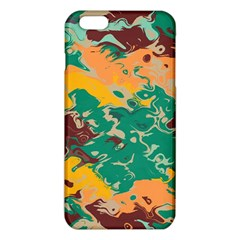 Texture In Retro Colors			iphone 6 Plus/6s Plus Tpu Case by LalyLauraFLM