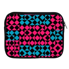 Rhombus And Triangles			apple Ipad 2/3/4 Zipper Case by LalyLauraFLM