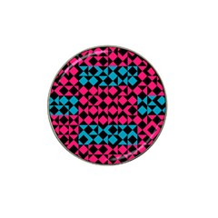 Rhombus And Triangleshat Clip Ball Marker by LalyLauraFLM
