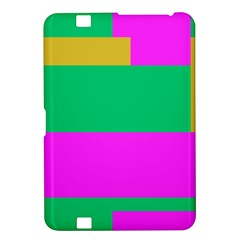 Rectangles And Other Shapes			kindle Fire Hd 8 9  Hardshell Case by LalyLauraFLM
