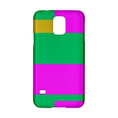 Rectangles And Other Shapes			samsung Galaxy S5 Hardshell Case by LalyLauraFLM
