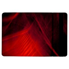 Red Abstract Ipad Air 2 Flip by timelessartoncanvas