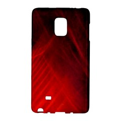 Red Abstract Galaxy Note Edge by timelessartoncanvas