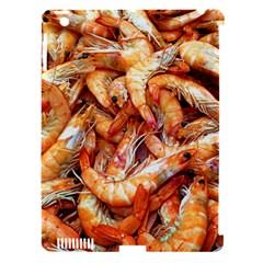 Shrimp Design Ignatius Rake Apple iPad 3/4 Hardshell Case (Compatible with Smart Cover) by RakeClag