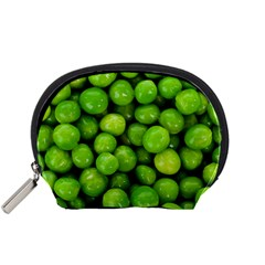 Peas Rule By Ignatius Rake Accessory Pouches (Small)  by RakeClag