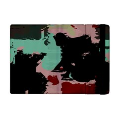 Retro Colors Texture 			apple Ipad Mini Flip Case by LalyLauraFLM