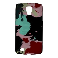 Retro Colors Texture samsung Galaxy S4 Active (i9295) Hardshell Case by LalyLauraFLM