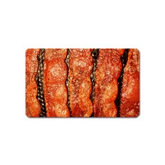 Bacon Cooking By Sandi Magnet (Name Card) by RakeClag