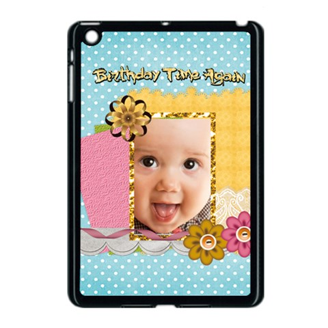 Love By Joely   Apple Ipad Mini Case (black)   Qa9nmirs6iu6   Www Artscow Com Front