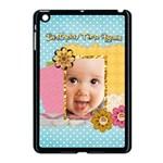 love - Apple iPad Mini Case (Black)