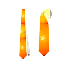 Oranges By Sandi Neckties (Two Side)  by RakeClag
