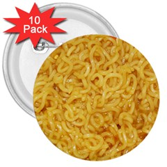 Noodles By Sandi 3  Buttons (10 pack)  by RakeClag