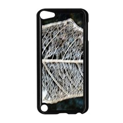 Modern Leaf Apple Ipod Touch 5 Case (black) by timelessartoncanvas
