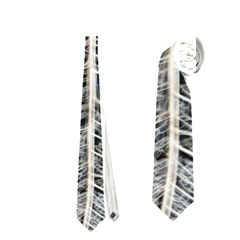 Modern Leaf 2 Neckties (two Side)  by timelessartoncanvas