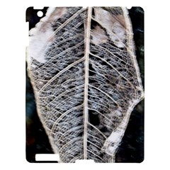 Modern Leaf 2 Apple Ipad 3/4 Hardshell Case by timelessartoncanvas
