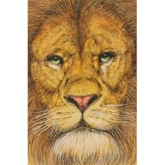 Regal Lion Drawing 5 5  X 8 5  Notebooks by KentChua
