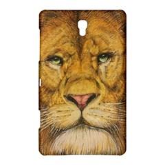 Regal Lion Drawing Samsung Galaxy Tab S (8 4 ) Hardshell Case  by KentChua