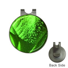Green And Powerful Hat Clips With Golf Markers by timelessartoncanvas
