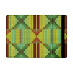 Tribal Shapes Apple Ipad Mini 2 Flip Case by LalyLauraFLM