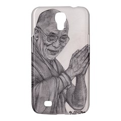 Dalai Lama Tenzin Gaytso Pencil Drawing Samsung Galaxy Mega 6 3  I9200 Hardshell Case
