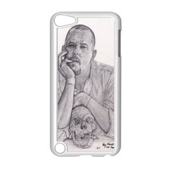Alexander Mcqueen Pencil Drawing Apple Ipod Touch 5 Case (white) by KentChua