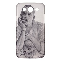 Alexander Mcqueen Pencil Drawing Samsung Galaxy Mega 5 8 I9152 Hardshell Case  by KentChua