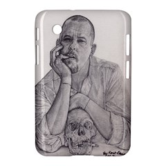 Alexander Mcqueen Pencil Drawing Samsung Galaxy Tab 2 (7 ) P3100 Hardshell Case  by KentChua
