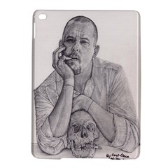 Alexander Mcqueen Pencil Drawing Ipad Air 2 Hardshell Cases by KentChua