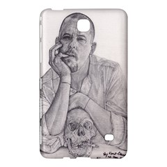 Alexander Mcqueen Pencil Drawing Samsung Galaxy Tab 4 (8 ) Hardshell Case  by KentChua