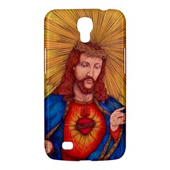 Sacred Heart Of Jesus Christ Drawing Samsung Galaxy Mega 6 3  I9200 Hardshell Case by KentChua