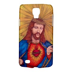 Sacred Heart Of Jesus Christ Drawing Galaxy S4 Active by KentChua