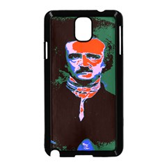 Edgar Allan Poe Pop Art  Samsung Galaxy Note 3 Neo Hardshell Case (black) by icarusismartdesigns